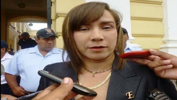 Exalcaldesa de Chiclayo