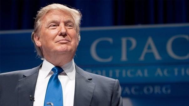 Donald Trump: hispano inscribe su candidatura para