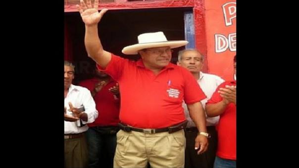 Expresidente de Comunidad de Olmos
