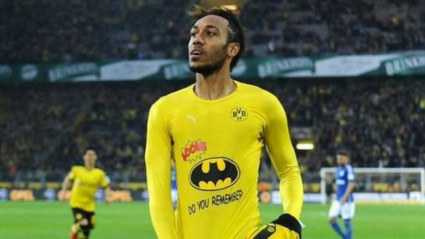 Pierre Aubameyang suma 22 goles en 20 partidos