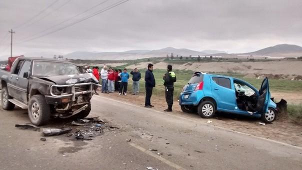 accidente Islay