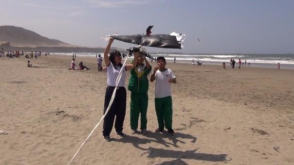 Estudiantes de diferentes centros educativos participaron en el VII Concurso de Avicometa