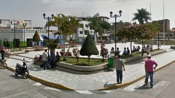 Plaza Chepén