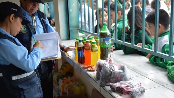 Kioscos escolares