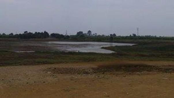 Laguna de Oxidación Santa Elena