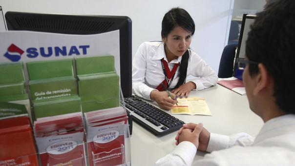Sunat dará facilidades a contribuyentes con voluntad de pago.