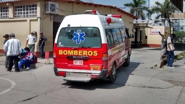 Bomberos no están equipados par atender emergencias por el fenómeno El niño.