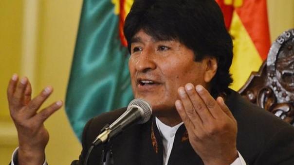 Presidente sudamericano