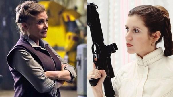 'Leia' tiene un nuevo título en la séptima entrega de Star Wars.