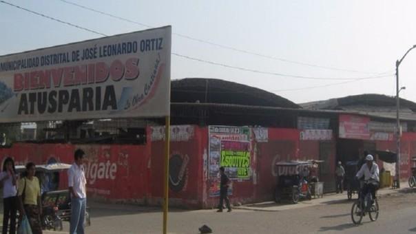 Mercado de Atusparia