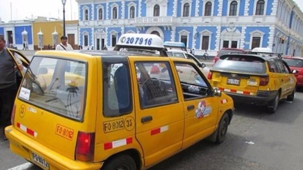 taxi Trujillo