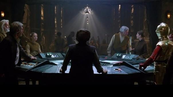 Esta es una de las nuevas escenas que se aprecia en el clip.