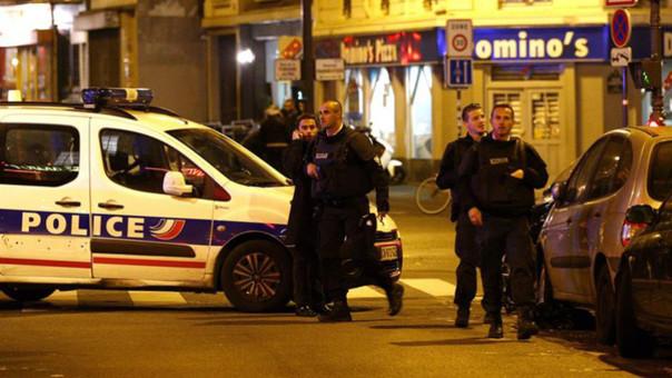 Francia atentado