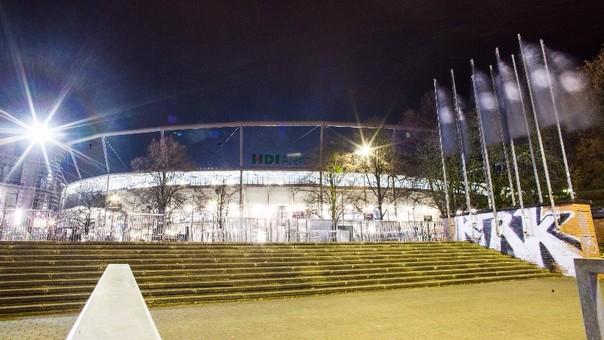Estadio de Hannover