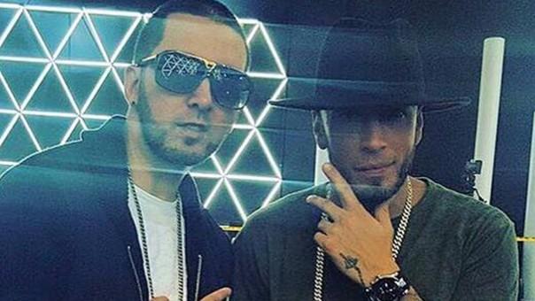 Se filtró en Internet el nuevo sencillo del dúo urbano Alexis y Fido titulado Una en un millón