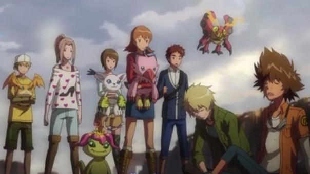'Reunión!' es el primer ova subtitulado al español de 'Digimon Adventure Tri'.