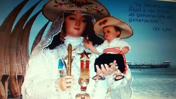 Virgen de Huanchaco