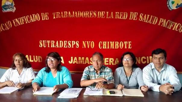 Dirigentes anuncian que programarán paro de 48 horas
