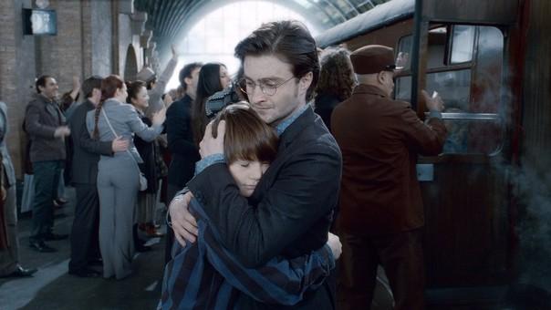 Albus Severus es el nombre del segundo hijo de Harry Potter con Ginny Weasley.