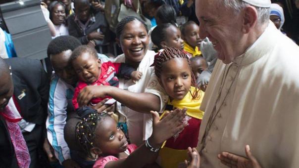 Papa Francisco_Uganda
