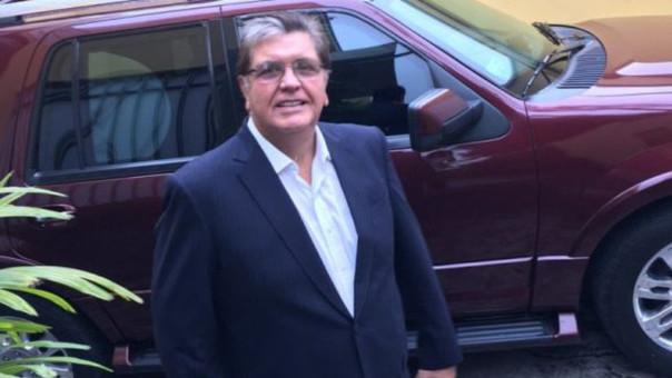 Alan García