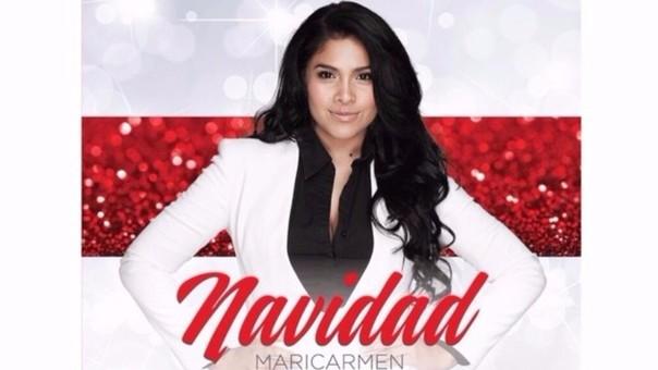 Maricarmen Marín versionará clásicos navideños en diferentes ritmos tropicales.