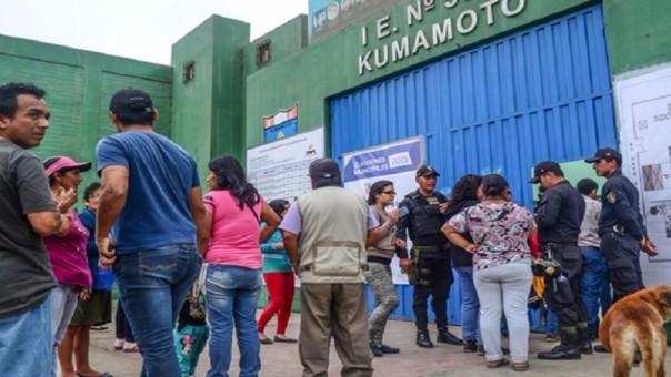 Las elecciones en Mi Perú se llevaron con normalidad durante toda la jornada