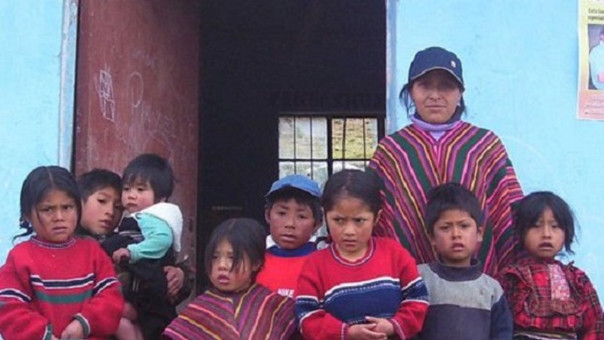 niños de Incahuasi