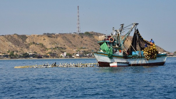 Pescadores artesanales