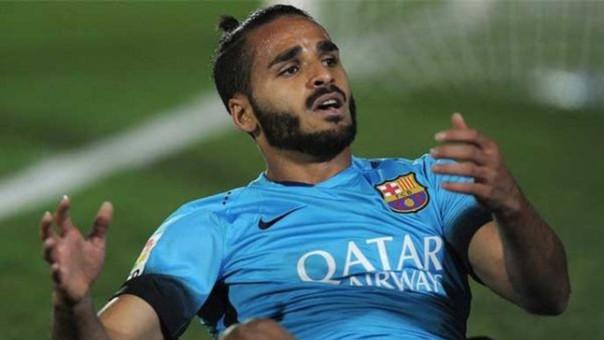 El anunciado fracaso de Douglas en el Barcelona