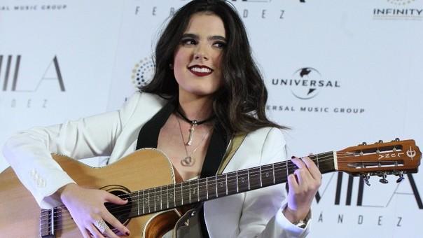 Camila Fernández debuta como cantante.