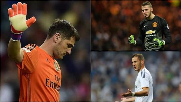 Los últimos escándalos del Real Madrid