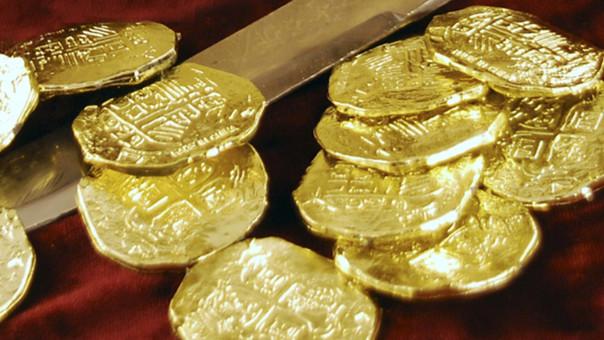 Tesoro monedas