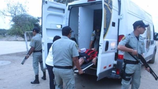 El interno falleció en el Hospital Las Mercedes de Chiclayo