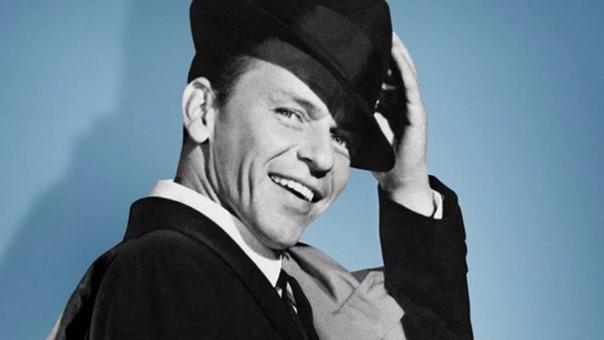 Frank Sinatra, recordado como un niño