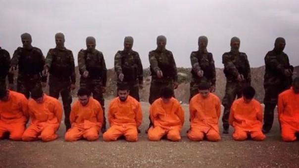 Sirios capturan a miembros del ISIS