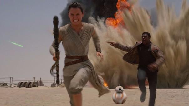 'Star Wars: El despertar de la fuerza' se estrena el jueves 17 de diciembre.