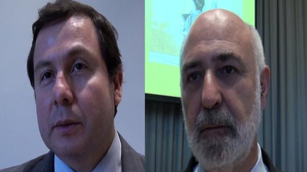 Juan Mendoza y Ricardo Lago