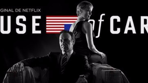 'House of Cards' es una de la series con más nominaciones en la gala.