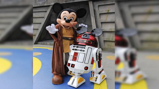 Disney desembolsó cerca de 4,000 millones de dólares por 'Star Wars'
