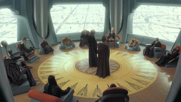 El Consejo Jedi