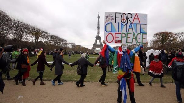 primer acuerdo universal de lucha contra el cambio climático