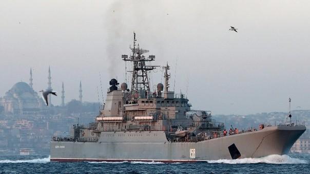 Barco ruso