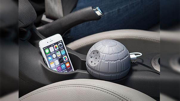 Recarga tus dispositivos con la Estrella de la Muerte