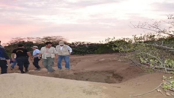 Zona del Valle de Zaña esta siendo depredada por huaqueros.