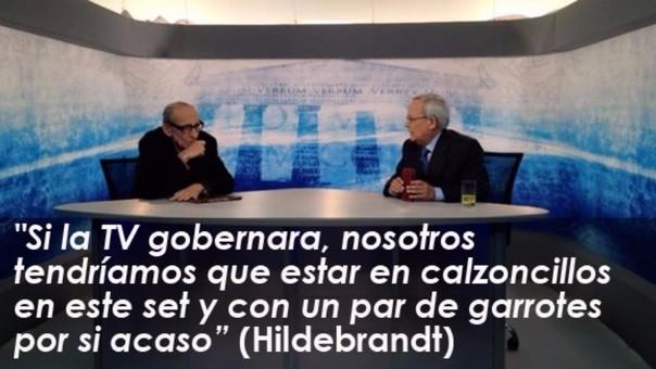 Denegri y Hildebrandt conversan