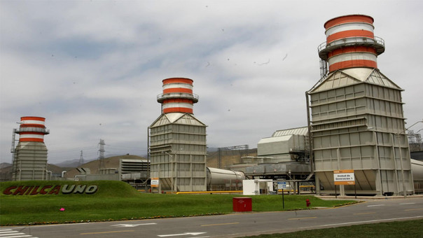 Termoeléctrica Chilca.