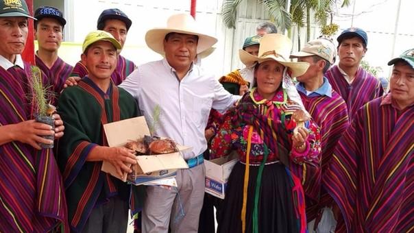 Comuneros de Marayhuaca
