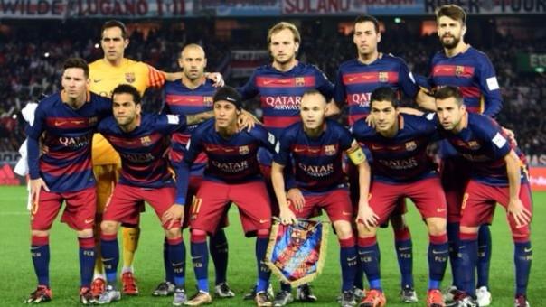 Dos jugadores del Barcelona parecen haber sido condenados