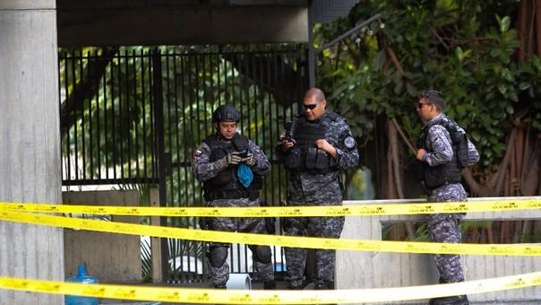 Bomba explota en CAF